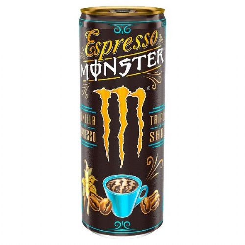 Monster Espresso Vanilla 250ml  (UK)